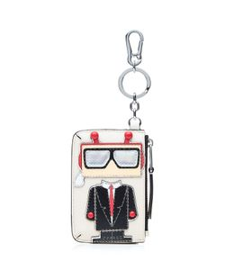 Karl Lagerfeld | Robot Coin Purse Keychain Gr. One
