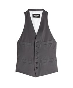 Dsquared2 | Cotton-Blend Vest Gr. Eu 50