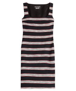 BOUTIQUE MOSCHINO | Printed Cotton Dress Gr. It 38