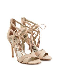 Sam Edelman | Azela Suede Stiletto Sandals Gr. Eu 40