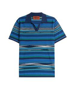 Missoni | Cotton Polo Shirt Gr. Eu 52