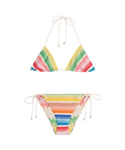 Missoni Mare | Crochet Knit Triangle Bikini Gr. It 42