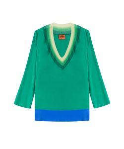 Missoni | Silk-Blend Tunic Blouse Gr. It 48