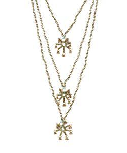 Blue Hippy | Embellished Necklace Gr. One