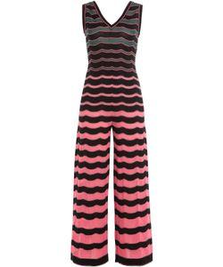 Missoni | Scalloped Stripe Jumpsuit Gr. It 40