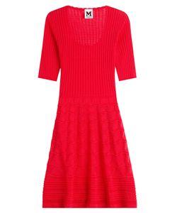 Missoni | Cotton-Blend Knit Dress Gr. It 46