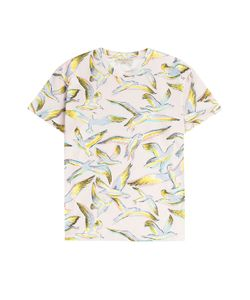 Emilio Pucci | Printed Cotton T-Shirt Gr. L