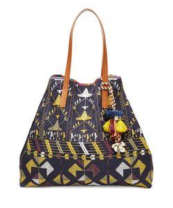 Star Mela | Embroidered Shoulder Bag Gr. One