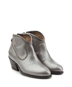 Fiorentini+Baker | Leather Ankle Boots Gr. It 38