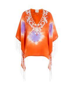 Gooshwa   Embellished Silk Caftan Gr. L