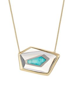 Alexis Bittar | Small Floating Kite Necklace Gr. One