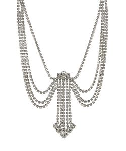 Marc Jacobs | Statement Crystal Necklace Gr. One
