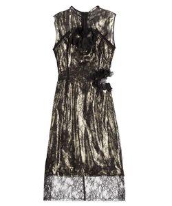 Preen | Lace Lamé Dress Gr. S
