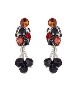 Marni | Embellished Earrings Gr. One