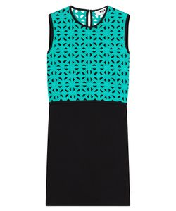 MSGM | Cotton Sheath Dress With Crochet Top Gr. It 38