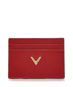 Valentino | Leather Card Holder Gr. One