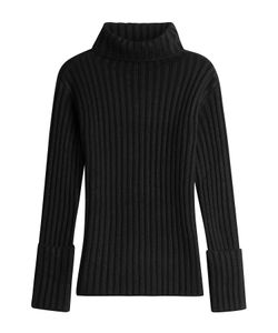 Valentino | Ribbed Turtleneck With Wool And Cashmere Gr. S