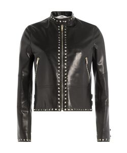 Valentino | Rockstud Untitled Leather Jacket Gr. It 42