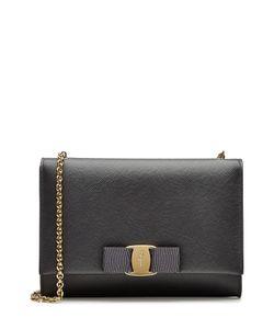 Salvatore Ferragamo | Leather Shoulder Bag Gr. One