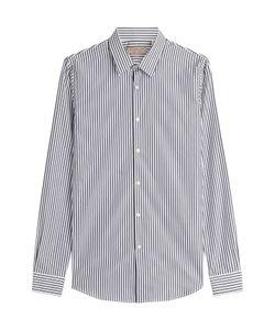 Burberry London | Seaford Striped Cotton Shirt Gr. Us/Uk 16