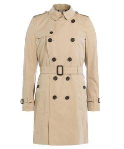 Burberry London | Kensington Long Cotton Trench Coat Gr. Eu 50