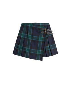 Burberry Brit | Wool Plaid Skirt Gr. Uk 6