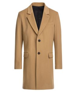 Ami   Wool Coat With Cashmere Gr. Eu 48
