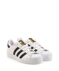 adidas Originals | Leather Superstar Sneakers Gr. Uk 9