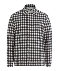 A.P.C. | Checked Jacket Gr. M