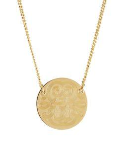 GAS BIJOUX | Diva Large 24ktplated Necklace Gr. One