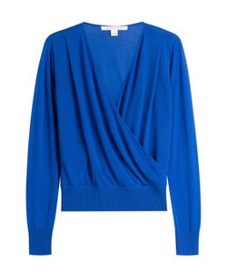 Diane Von Furstenberg | Wrapped Knit Top Gr. L