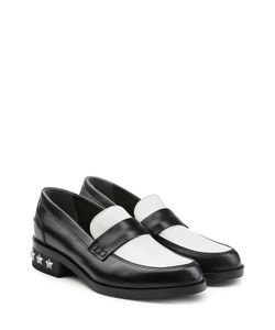Karl Lagerfeld | Two-Tone Leather Loafers Gr. It 38