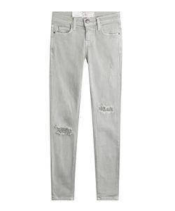 Current/Elliott   Distressed Skinny Jeans Gr. 24