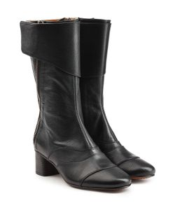 Chloe | Leather Boots Gr. It 40