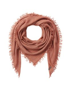 Faliero Sarti | Scarf With Cashmere And Silk Gr. One