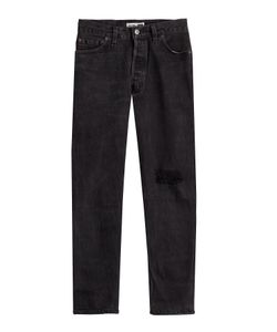 Re/Done | High Rise Jeans With Distressed Detail Gr. 26