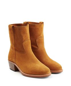 Jerome Dreyfuss | Suede Ankle Boots Gr. Eu 38