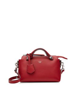 Fendi | By The Way Leather Shoulder Bag Gr. One