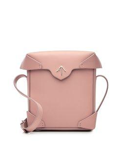 Manu Atelier | Leather Shoulder Bag Gr. One