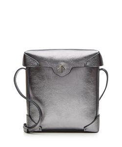 Manu Atelier | Pristine Leather Shoulder Bag Gr. One