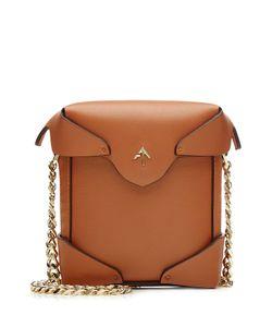 Manu Atelier | Micro Pristine Leather Shoulder Bag Gr. One