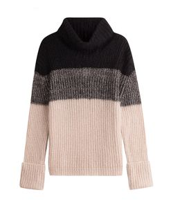 Lala Berlin | Turtleneck Pullover With Wool And Mohair Gr. Xs