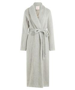 Marina Hoermanseder | Coat With Mohair And Wool Gr. De 40