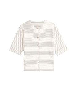 Marina Hoermanseder | Striped Cotton Top Gr. De 36