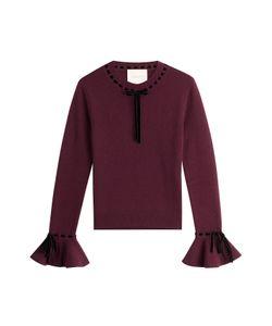Roksanda Ilincic | Wool-Cashmere Pullover Gr. M