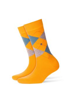 Burlington | Printed Virgin Wool Ankle Socks Gr. 36-41