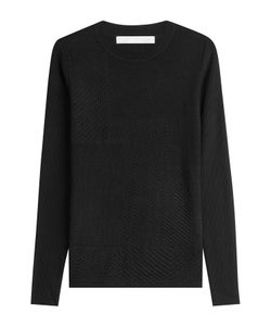 Jason Wu | Textured Pullover Gr. M