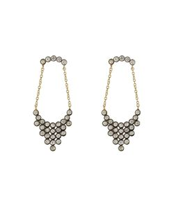 Yannis Sergakis Adornments | 18-Karat And Diamond Chandelier Earrings Gr. One