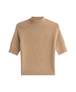 Theory | Cashmere Top With Short Sleeves Gr. L