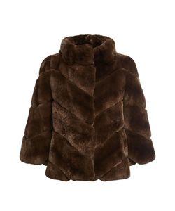 Yves Salomon | Rabbit Fur Jacket Gr. Fr 40